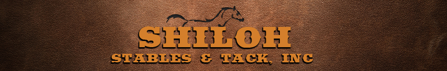 Shiloh Stables and Tack- Wholesale Tack Suppliers