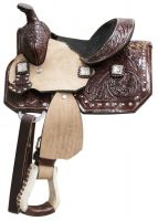 Mini/Pony Saddle 10 & Under