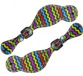 Filigree / Painted / Print Spur Straps